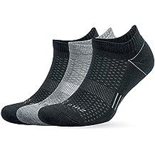 Balega Zulu No Show Socks For Men and Women (3 Pairs)