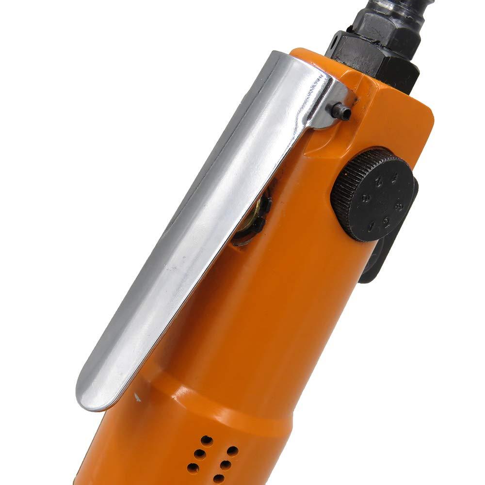 Festnight KP-805HL Grado de aire de 90 grados Amoladora de 1//4 pulgada Neum/ático /Ángulo Herramienta amoladora /ángulo M/áquina molienda de /ángulo de aire Destornillador de aire para trabajar la madera