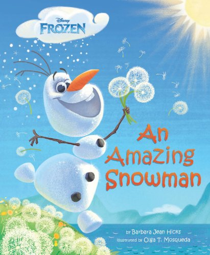 Frozen An Amazing