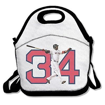 David OrtizTravel Outdoorlunch Cooler Bag