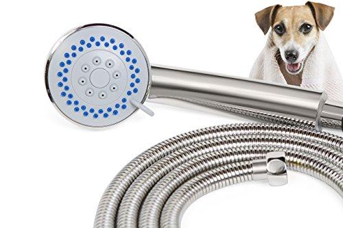 SmarterFresh Pet Faucet Sprayer Set, Dog Shower For Home Dog Washing  Station   Bathroom Hand Shower Faucet Attachment For Pet Wash In Dog Wash  Sink, Bath ...
