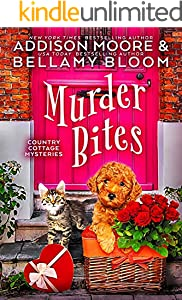 Murder Bites: Cozy Mystery (Country Cottage Mysteries Book 5)