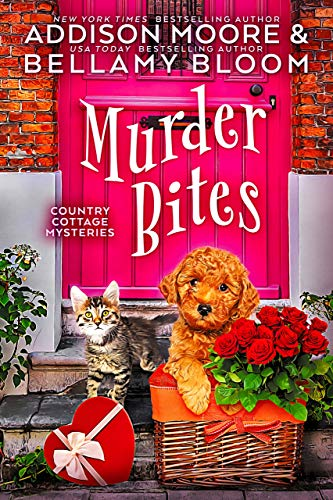 Murder Bites (Country Cottage Mysteries Book 5) by [Moore, Addison, Bloom, Bellamy]