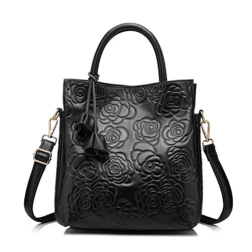 Leather Fashion Designer Handbags - 5
