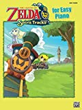 zelda sheet music - The Legend of Zelda Spirit Tracks for Easy Piano: Easy Piano Solos