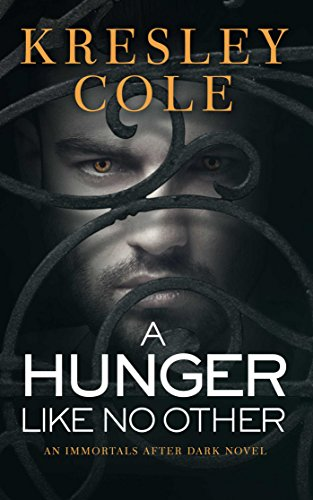 book cover of A Hunger Like No Other