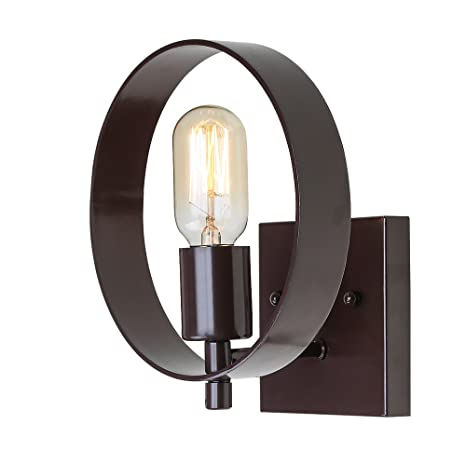 official photos 8af7a 25259 LNC Transitional Wall Lamp 1-Light Wall Sconces Use E26 Bulb Sconces Wall  Lighting