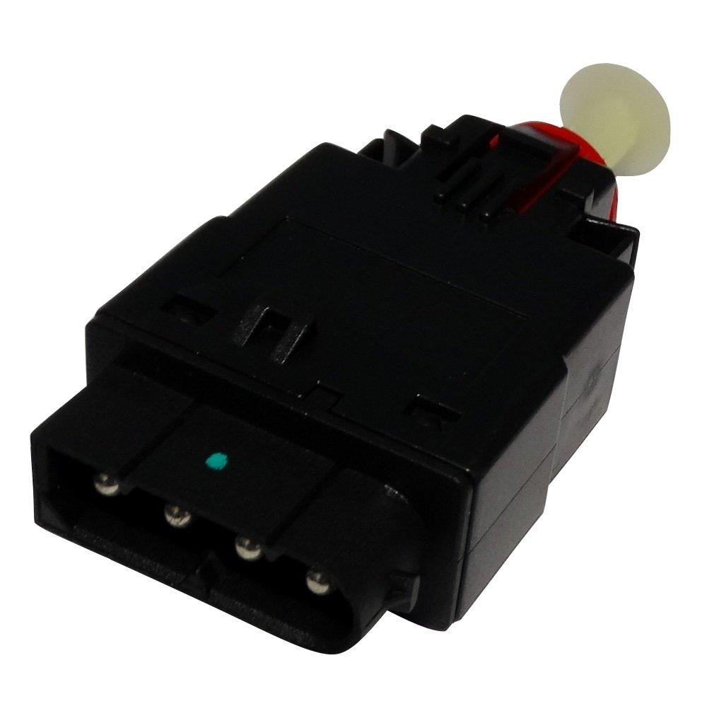 Aerzetix: Brake Stop Light Switch C40299 Compatible with 61318360417 61311382385 90563455 90458542 1240598 1240683