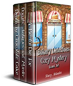 Bakery Detectives Cozy Mystery Boxed Set: Books 1-3