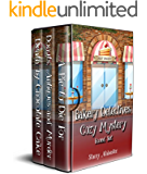 Bakery Detectives Cozy Mystery Boxed Set (Books 1 - 3)