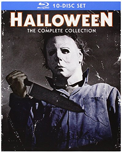 Halloween Complete Coll Bd V2 [Blu-ray] (Halloween Boxed Set)