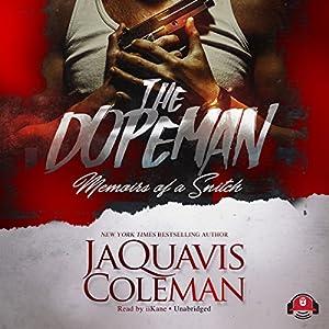 The Dopeman Audiobook
