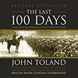 Front cover for the book The Last 100 Days by John Toland