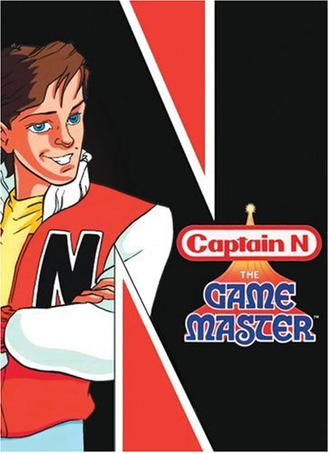 Captain N The Game Master - The Complete (Game Complete Long Box)