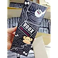 3 Tubes Voox Dd Cream Whitening Body Lotion Tips for Pretty White 100% Authentic.