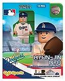 MLB Los Angeles Dodgers Hyun-Jin Ryu OYO G4S4 Minifigure