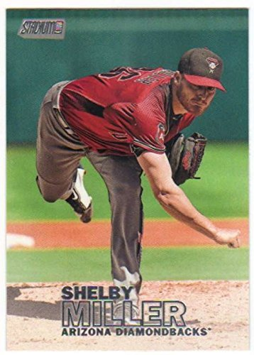 2016 Topps Stadium Club Baseball #239 Shelby Miller Arizona Diamondbacks