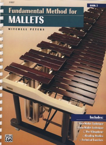 PETERS M. - Fundamental Method for Mallets Vol.2