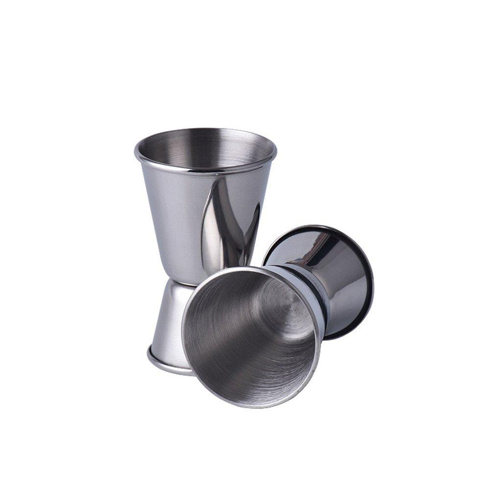 30ml OUNONA Pot /à Lait en Acier Inoxydable pour le Caf/é la Mousse de Lait Pichet inox 15