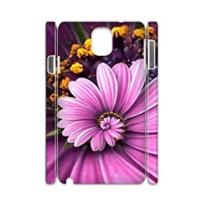 Samsung galaxy note 3 N9000 Beautiful Flowers 3D Art Print Design Phone Back Case Customized Hard Shell Protection LK083939