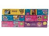 6 Puzzle Disney Party Pack