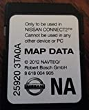 3TA0A 2013 NISSAN CONNECT SD CARD , NAVIGATION GPS MAP DATA , NAVTEQ , NA/NORTH AMERICA US CANADA 25920-3TA0A ,FOR 2013 SENTRA ALTIMA SEDAN XTERRA TITAN NV200 FRONTIER NV1500 NV2500 NV3500 Review