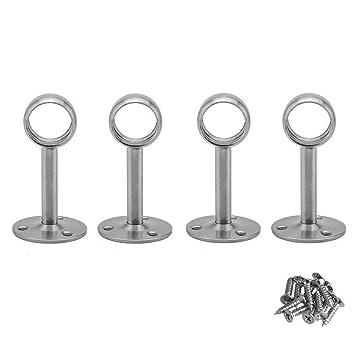 Amazon.com: BTMB - Juego de 4 palancas de acero inoxidable ...