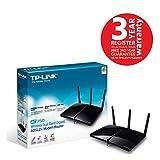 AC750 WiFi Dual Band Gigabit ADSL2+ Modem Router