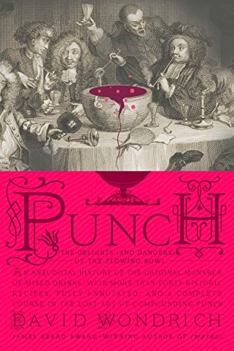 Pink Punch Recipe (Punch: The Delights (and Dangers) of the Flowing)