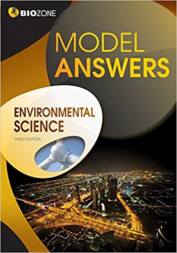 Environmental Science Model Answers: Tracey Greenwood, Lissa ...