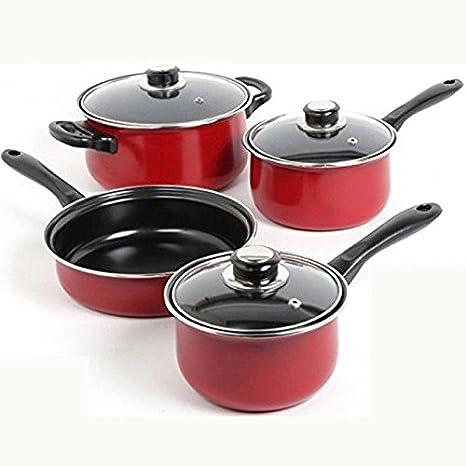 Amazon.com: Utensilios de cocina Set 7 piezas PC ...