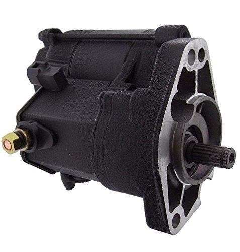 Crank-n-Charge 17629N Harley-Davidson Motorcycles Replacement Starter