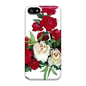 Fashion IUtusNp7410rSeuM Case For Sam Sung Galaxy S5 Mini Cover (rose Table Arrangement)