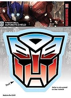 amazon com 6 transformers autobots logo decal sticker for case car