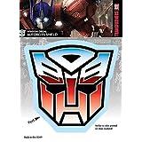 Transformers Autobots Shield Logo Car Window Decal Sticker