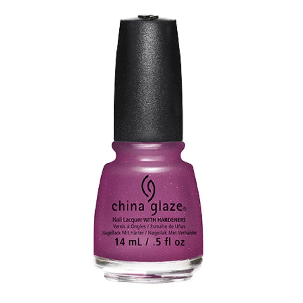 Amazon.com : China Glaze House of Color Nail Lacquer, Chrome is ...