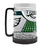 Duck House NFL Philadelphia Eagles 16oz Crystal Freezer Mug