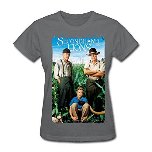 PAYYAND Women's Secondhand Lions T-shirt XL