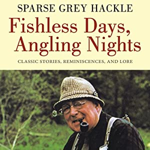Fishless Days, Angling Nights Audiobook