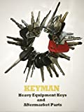 Keyman 27 Keys Heavy Equipment 27 Key Set / Construction Ignition Keys Set