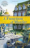 A Function of Murder (Professor Sophie Knowles)