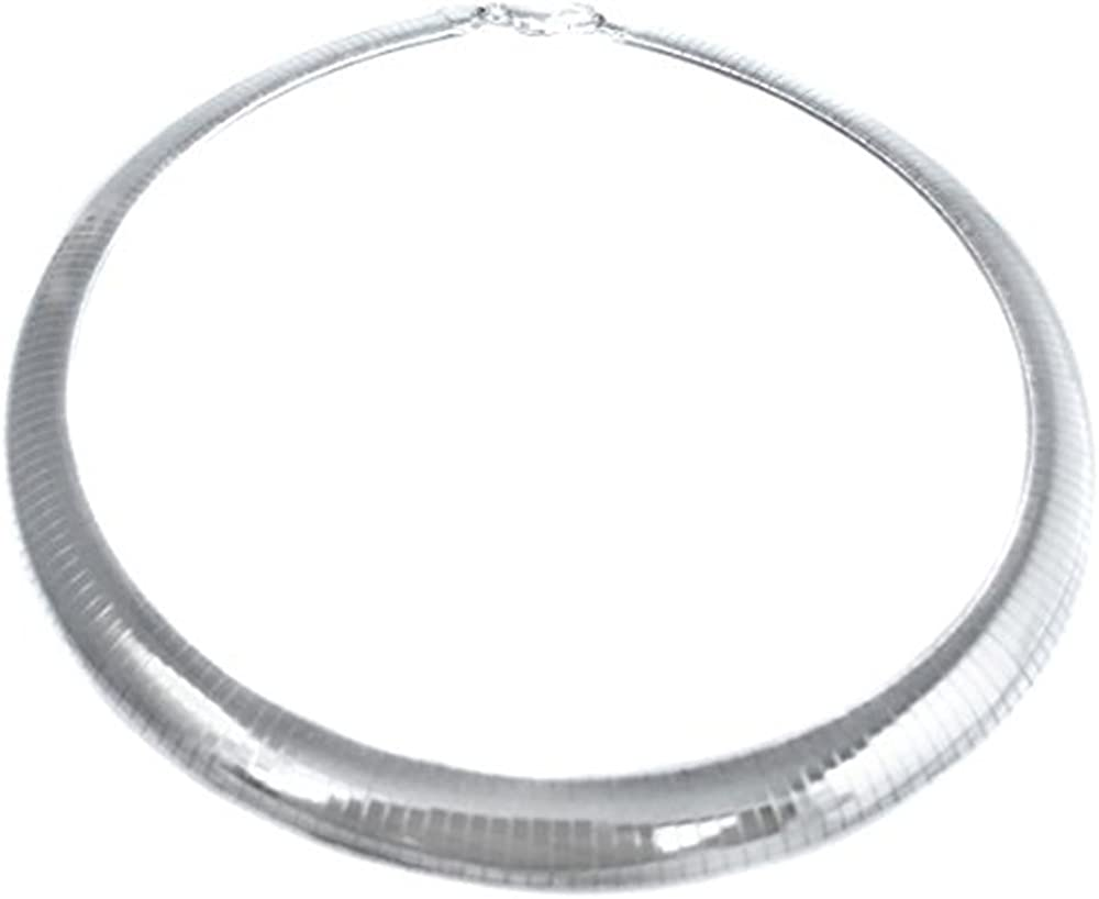 New 16 Inch Sterling Silver Wire Necklace