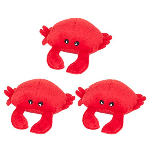 ZippyPaws Sea Buddies Burrow, Interactive Squeaky Hide and S