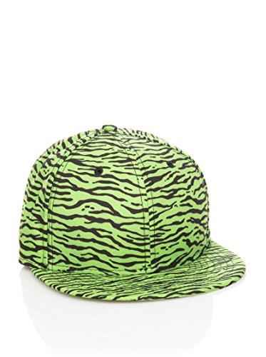 New Era Jeremy Scott 59fifty Signature Men's Cap, Green & Black, 7 - Scott Store Jeremy