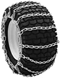 Security Chain Company QG0211 Quik Grip Garden Tractor and Snow Blower Tire Traction Chain - Set of 2