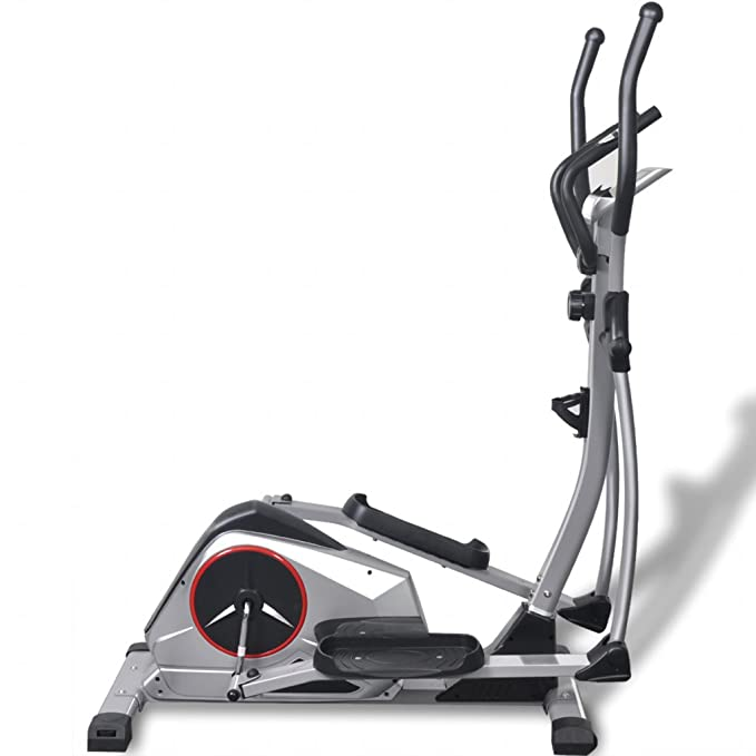 ... Cross Trainer Silver - Cross Trainers (Magnetic Cross Trainer, 110 kg, Drive Duro/Ribbed Belt, Silver, 5 kg, 550 mm): Amazon.es: Deportes y aire libre