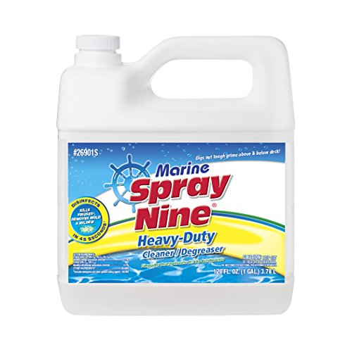 Spray Nine 26932 Marine Cleaner, 32 oz.