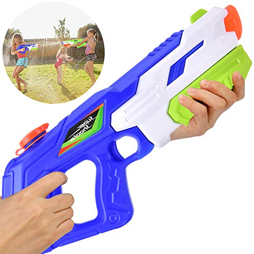 Eholder 1000CC High Capacity Water Guns for Kids Adults, 30ft Super Soaker Water Blaster Pistol Squirt Gun for Summer Swim Pool Outdoor Water Fight Toy