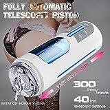 Fully Automatic Piston Telescopic Sucking
