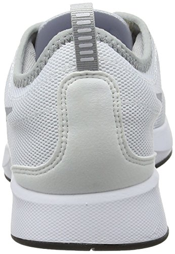 Chaussures Homme Wolf White Grey Nike Gymnastique de Blanc Racer black Dualtone 103 qcHWgRXE